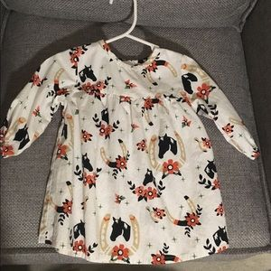Other - NWOT Cotton Horse Dress